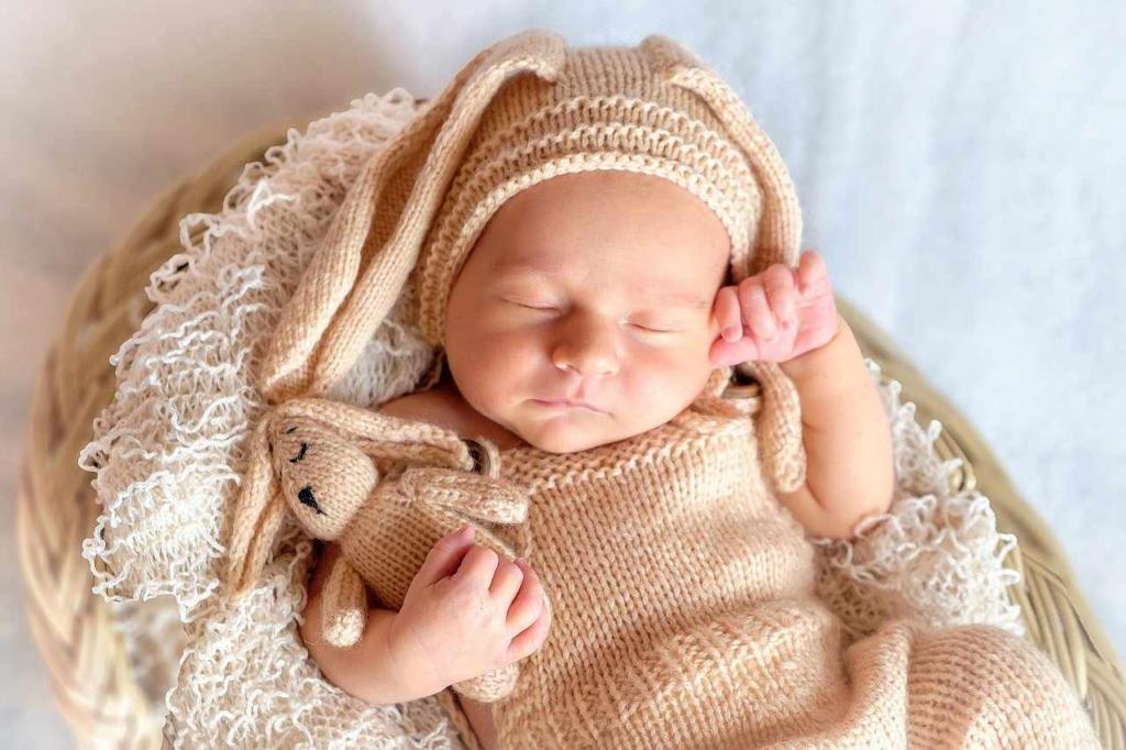 赤ちゃんの生活にあったら便利なもの