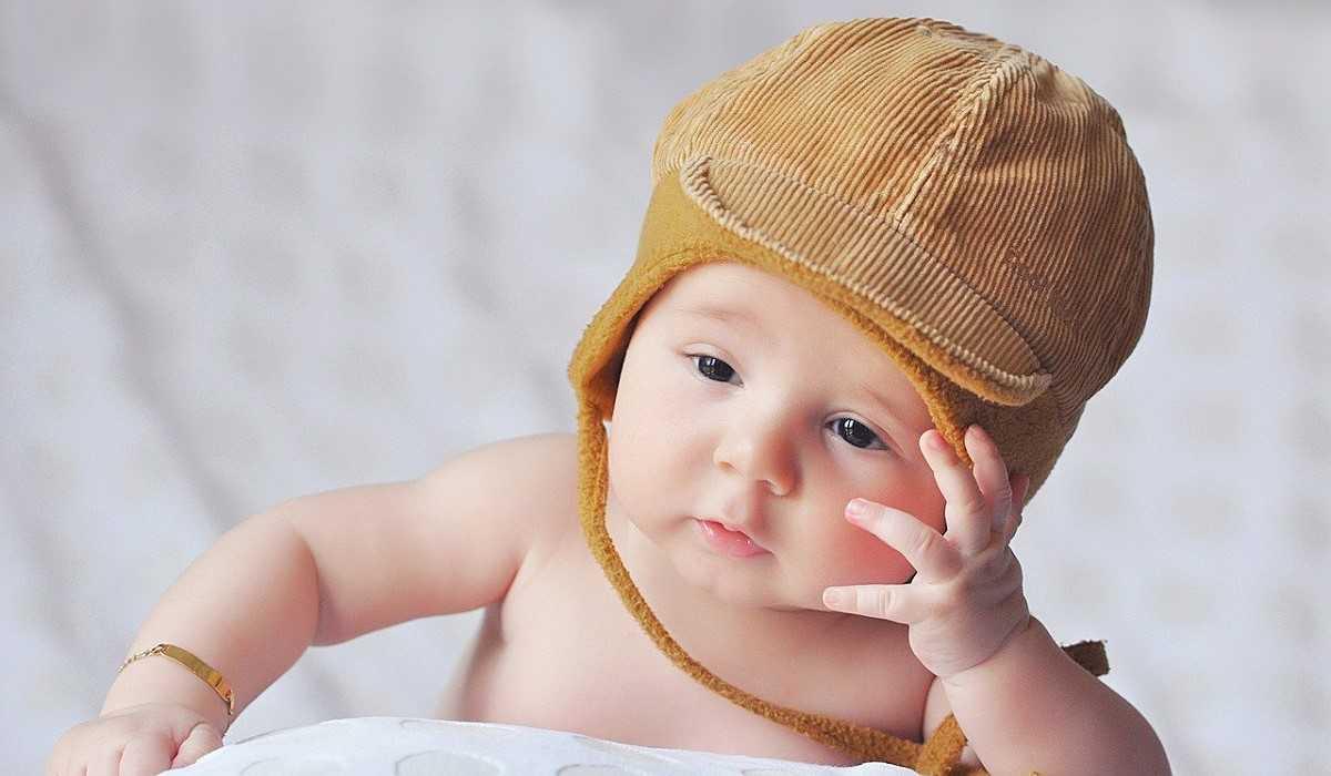 3ヶ月の赤ちゃんの様子